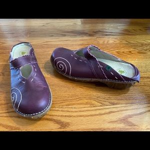 El NATURALISTA Mary Jane clogs Sz 41-10.5/11 * New